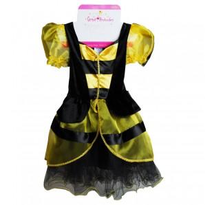 Kleid Bienchen, 3-4 Jahre