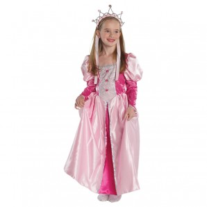 Prinzessin Queen, 4-6 Jahre 1-teilig,