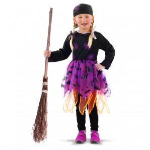 Halloweenkleid Gr.S 3-5 Jahre