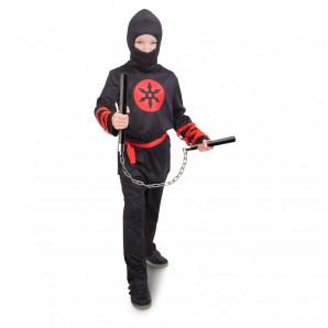 Ninja Gr.M 6-8 Jahre 3-teilig