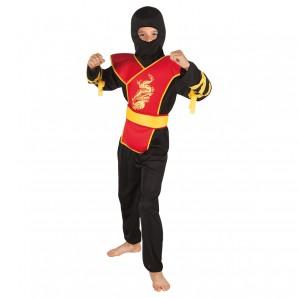 Ninja Master 7-9 Jahre 5-teilig