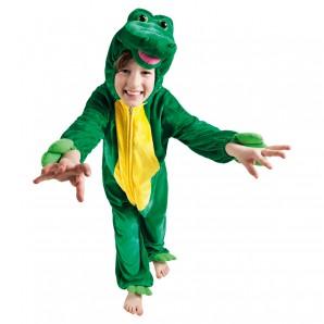 Krokodil-Overall 140 cm Plüsch
