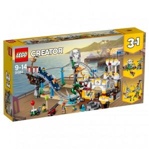 Piraten-Achterbahn Lego Creator