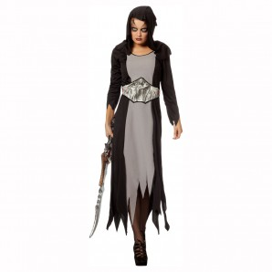 Halloween Kleid, Gr.46 2-teilig,