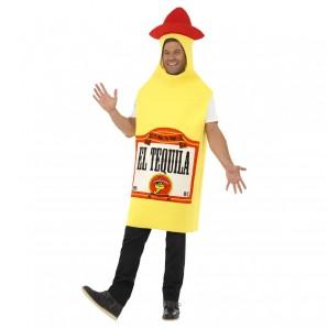 Kostüm Tequillaflasche one size,