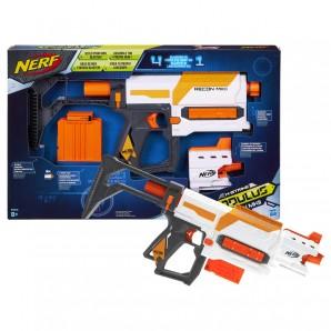 Nerf N-Strike Recon MKII mit Laufverlängerung