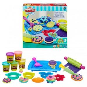Play-Doh Plätzchen Party 5 Dosen Knete