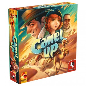 Camel Up 2nd Edition d