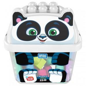 Mega Bloks Panda