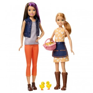Barbie Farm Skipper +