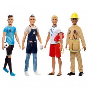 Barbie Ken Career Puppen