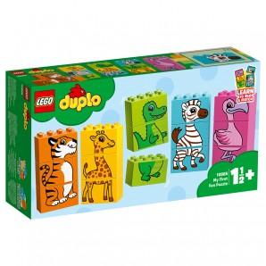 Mein erstes Tierpuzzle Lego Duplo