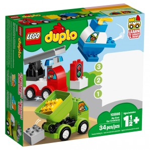 Meine ersten Fahrzeuge Lego Duplo