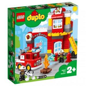 Feuerwehrwache Lego Duplo