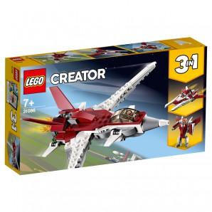 Flugzeug der Zukunft Lego Creator