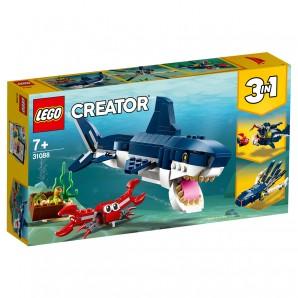 Bewohner der Tiefsee Lego Creator
