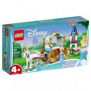 Aschenputtels Kutsche Lego Disney