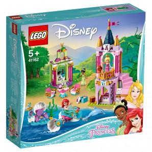 Königliches Fest von Ariel Lego Disney