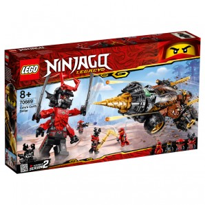 Coles Powerbohrer Lego Ninjago