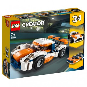 Rennwagen Lego Creator