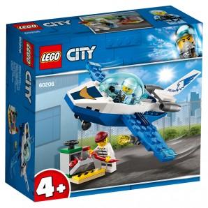 Polizei Flugzeugpatrouille Lego City