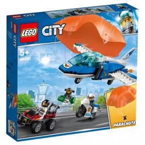 Polizei Flucht m. Fallschirm Lego City