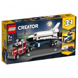 Transporter Space Shuttle Lego Creator