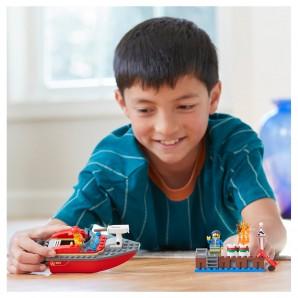 Feuerwehr am Hafen Lego City