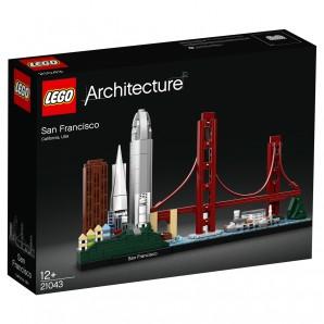 San Francisco Lego Architecture