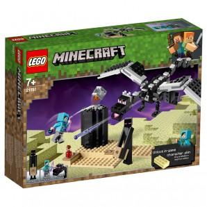 Die Luftschlacht Lego Minecraft