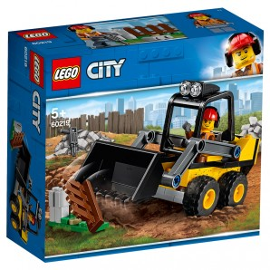 Frontlader Lego City