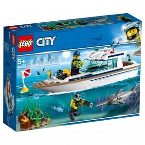 Tauchyacht Lego City