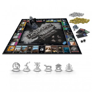 Monopoly Game of Thrones d