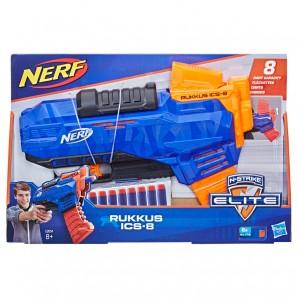 Nerf Elite Rukkus