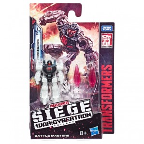 Transformers Battle Masters Generations WFC Siege