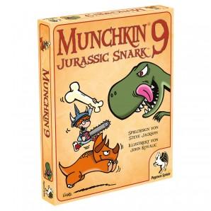 Munchkin 9 Jurassic Snark d