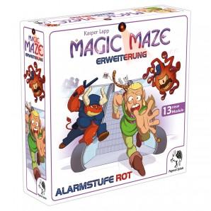 Magic Maze Alarmstufe Rot d