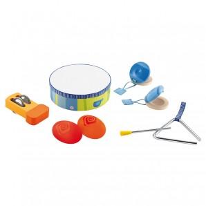 Instrument-Set 5-teilig Trommel