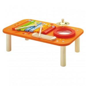 Musiktisch bunt 4 in 1 45x20x27 cm