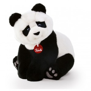 Panda Kevin 28 cm Plüsch