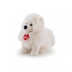 Hund Samojede Fluffies Plüsch