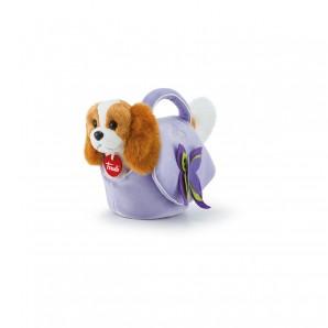 Hund in Tasche Schmetterling Plüsch