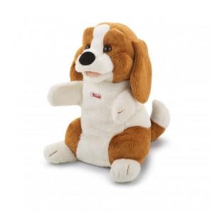 Handpuppe Beagle Plüsch