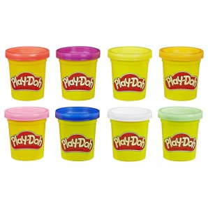 Play-Doh 8er Pack