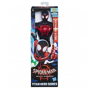 Spiderman Movie Titan Miles