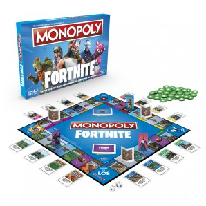 Monopoly Fortnite d