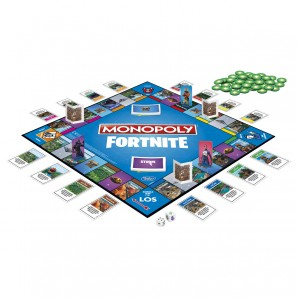 Monopoly Fortnite f