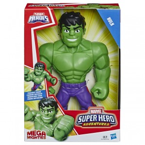 Avengers Playschool Mega Mighty