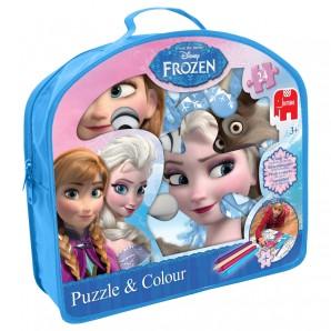 Boden-Puzzle Frozen Völlig unverfroren