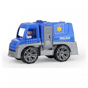 Truxx Polizei mit Zubehör ca. 29 cm
